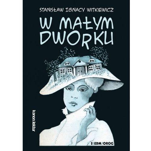 W małym dworku - Stanisław Ignacy Witkiewicz (9788377917206)