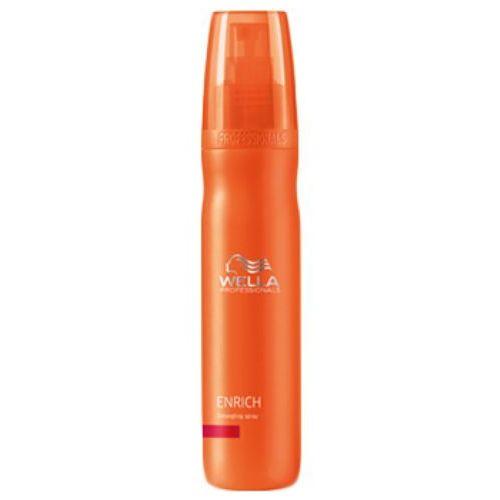 Wella enrich detangling spray spray do włosów cienkich i osłabionych marki Wella professionals