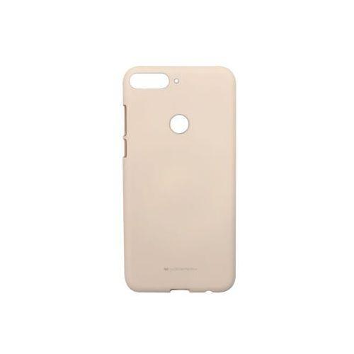 Huawei Nova 2 Lite - Mercury Goospery Soft Feeling - piaskowy róż, kolor różowy