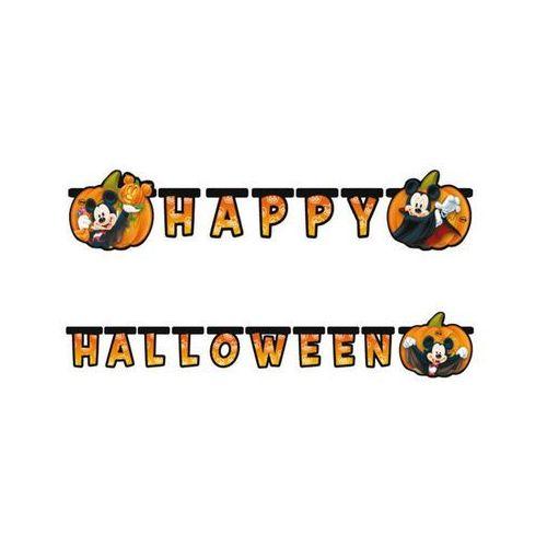 Baner Happy Halloween Myszki Mickey - cm - 1 szt.