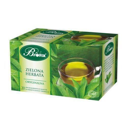 Herbata zielona ekspresowa 40 g Bifix z kategorii Zielona herbata