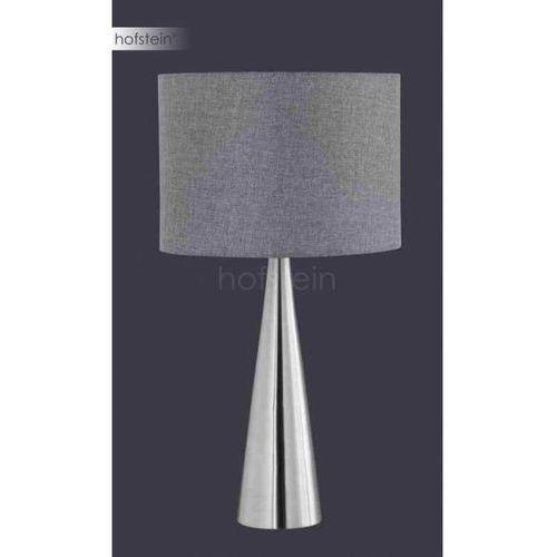 Trio cosinus lampa stołowa nikiel matowy, 1-punktowy - dworek/vintage - obszar wewnętrzny - cosinus - czas dostawy: od 3-6 dni roboczych (4017807281002)