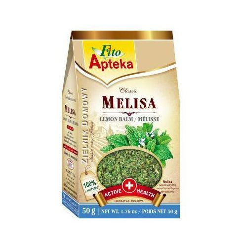 Herbata Melisa liść 50 g Malwa