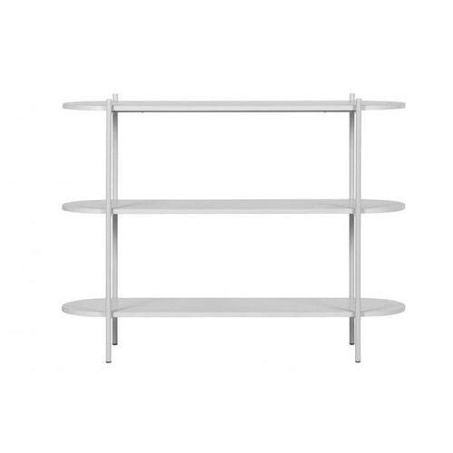 Be pure drewniana/metalowa szafa tender biały [fsc] 800079-m (8714713097913)
