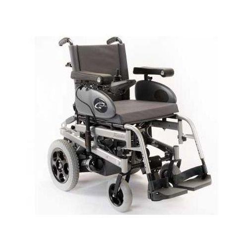 Wózek inwalidzki elektryczny quickie rumba marki Reha fund