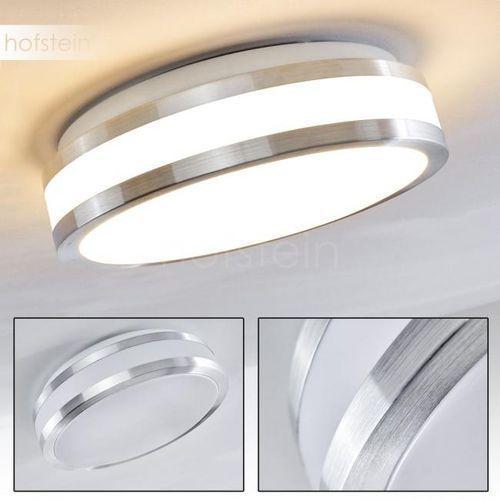 Hofstein Sora lampa sufitowa led biały, 1-punktowy - design - obszar wewnętrzny - sora - czas dostawy: od 3-6 dni roboczych