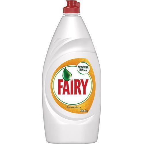 Procter & gamble Płyn do mycia naczyń fairy orange 900 ml (4015400958017)