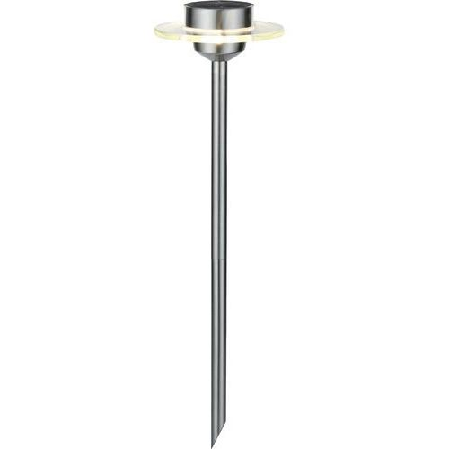 Paulmann Solarna lampa, stojąca  93764, 1x0.2 w, led wbudowany na stałe, 3000 k, ip44, (Øxw) 15 cmx55 cm (4000870937648)