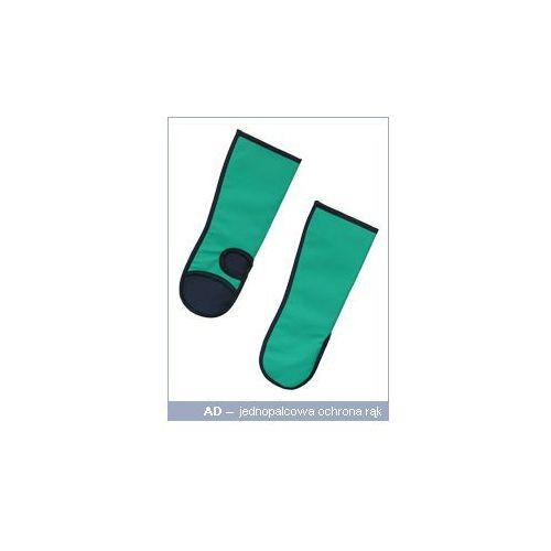 Jednopalcowa ochrona rąk AD 0,50 Pb Akcesoria Ochronne Beta AntiX