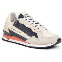 Sneakersy GUESS - Genova FM6GEN LEA12 BLUWH