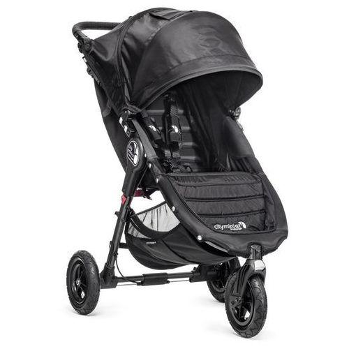 Wózek city mini gt single black/black + darmowy transport! marki Baby jogger