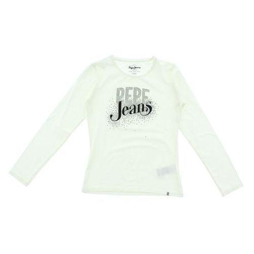 Pepe Jeans T-shirt dziecięcy Biały 14 years old z kategorii T-shirty dla dzieci