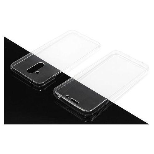 Huawei Mate 20 Lite - etui na telefon Full Body Slim - przezroczysty