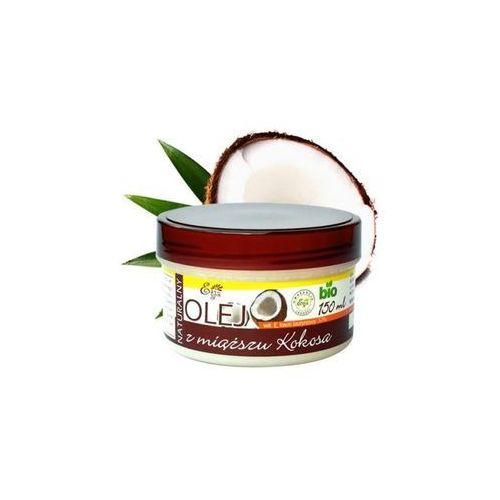 Etja Olej z miąższu kokosa (Olej kokosowy) BIO 150ml (5908310446028)