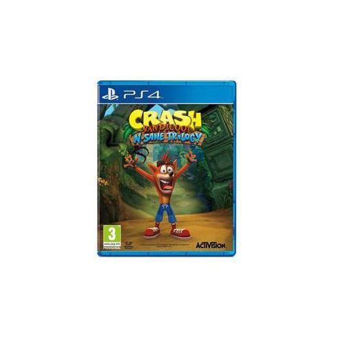 OKAZJA - Crash Bandicoot N. Sane Trilogy (PS4)