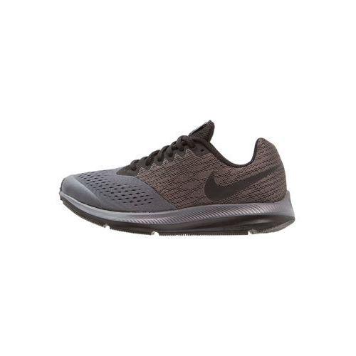 Nike Performance ZOOM WINFLO 4 Obuwie do biegania treningowe anthracite/black/dark grey, 881584