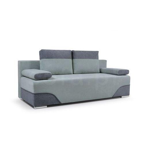 """Sofa """"REMO"""" rozkładana - ciemny brąz"""