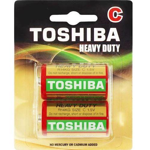 Baterie cynkowo-węglowe r14kg bp-2tgte ss r14kg bp-2tgte ss - odbiór w 2000 punktach - salony, paczkomaty, stacje orlen marki Toshiba