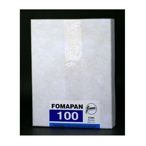 Foma Pan 100 18x24 /50 szt negatyw cz/b w arkuszach