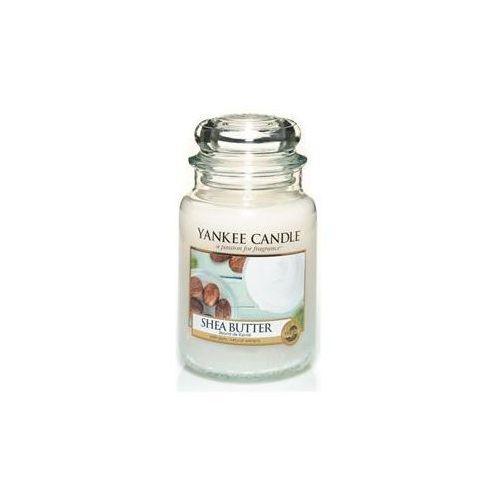 Yankee Candle Shea Butter aromatyczna świeca zapachowa słoik duży 623 g