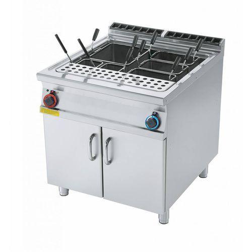Rm gastro Urządzenie do gotowania makaronu elektryczne | 80l | 27000w | 800x900x(h)900mm