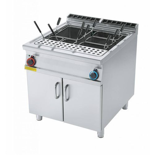 Urządzenie do gotowania makaronu elektryczne | 80l | 27000w | 800x900x(h)900mm marki Rm gastro