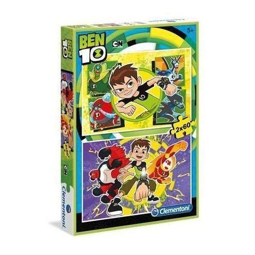 Puzzle 2x60 el Ben 10