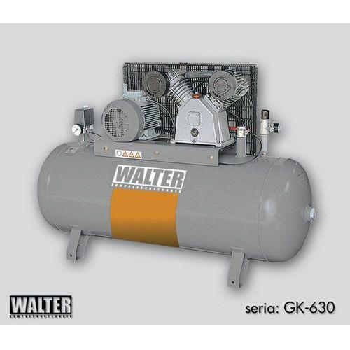 sprężarka tłokowa gk 630-4,0/100 prawdziwe raty 0% + dostawa gratis marki Walter