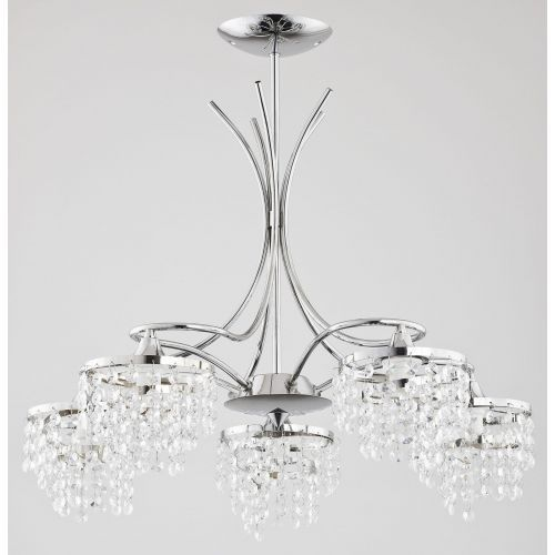 OKAZJA - Alfa Lampa wisząca kaliopa 5 x 40 w e14