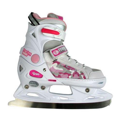 Allright Łyżworolki my skate 2 w 1 różowe