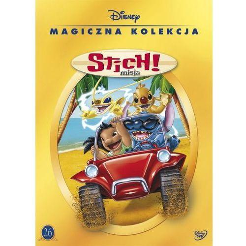 Stich. misja (dvd) wyprodukowany przez Cdp.pl