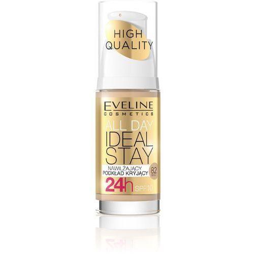 Eveline kolorowka Eveline podkład nawilżająco-kryjący all day ideal stay nr 82 beige 30ml - (5901761941722)