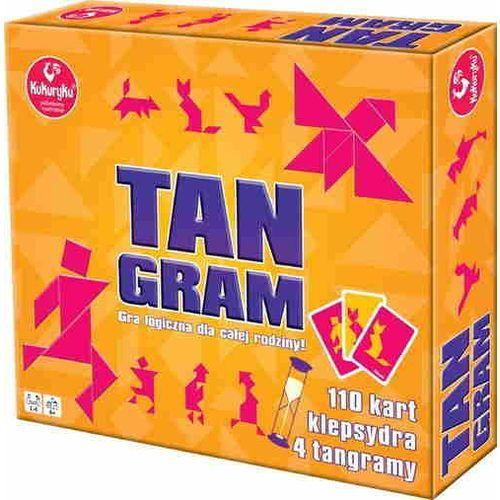 Gra logiczna Tangram - DARMOWA DOSTAWA OD 199 ZŁ!!! (5901738561977)
