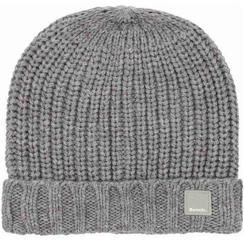 czapka BENCH - Urbanzen Mid Grey Marl Gy101X (GY101X), kolor szary