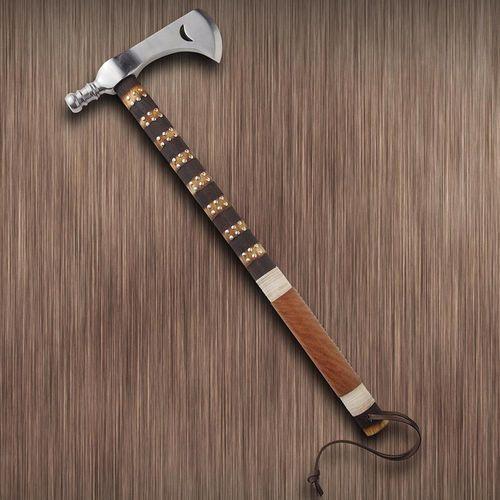 Historyczny indiański tomahawk półksiężycowy (ws600909) marki Płatnerze