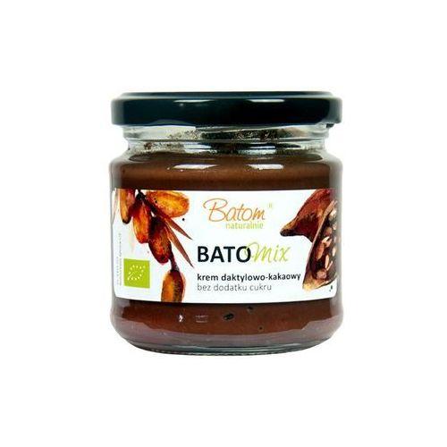Batom (dżemy, soki, kompoty, czystek) Krem daktylowo - kakaowy bio 200 g - batom (5907709956384)