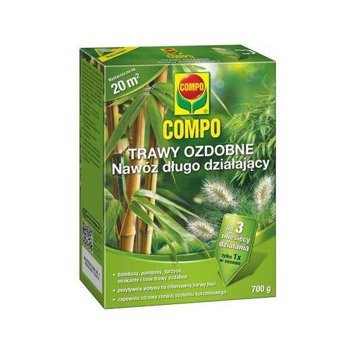 Comp nawóz długo działający do traw ozdobnych 700g marki Compo