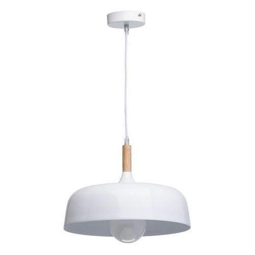 Mw-light Biała lampa wisząca do kuchni lub jadalni megapolis (636010701)