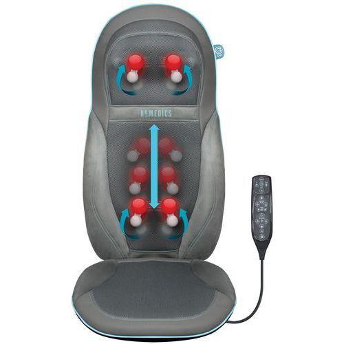 Mata do masażu Shiatsu HOMEDISC SGM-1600H GEL 2w1 (5010777145625)