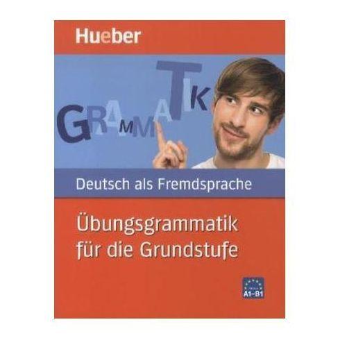Ubungsgrammatik fur die Grundstufe - wyślemy dzisiaj, tylko u nas taki wybór !!!, oprawa miękka