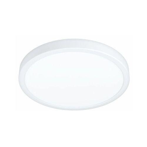 Plafon łazienkowy Fueva IP44 28.5 cm okrągły LED Eglo