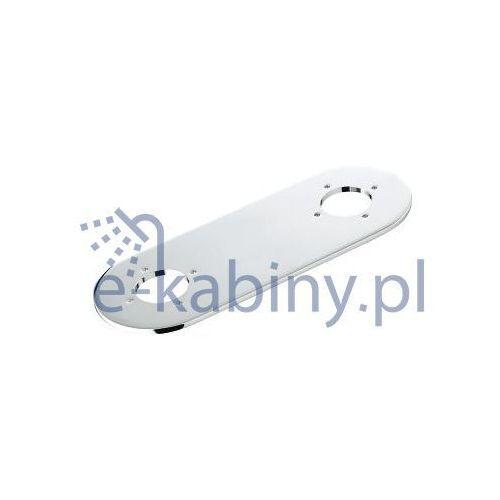 Grohe veris f-digital podstawka pod elektroniczny sterownik i przełącznik 40479000 (4005176894787)
