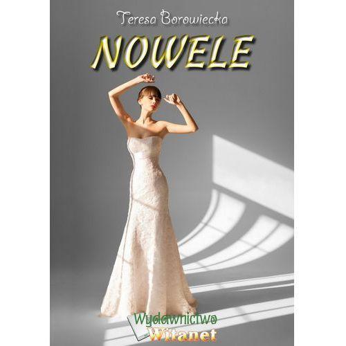 NOWELE - EBOOK, Teresa Borowiecka