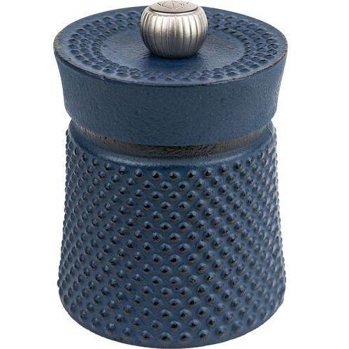 Młynek do pieprzu żeliwny Peugeot Bali Fonte 8 cm niebieski (PG-36621)