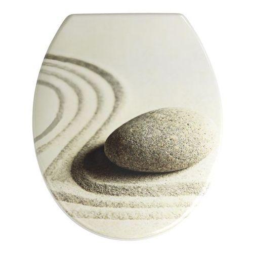 Uniwersalna deska sedesowa z systemem spowolnionego opadania Easy-Close, model Sabbia