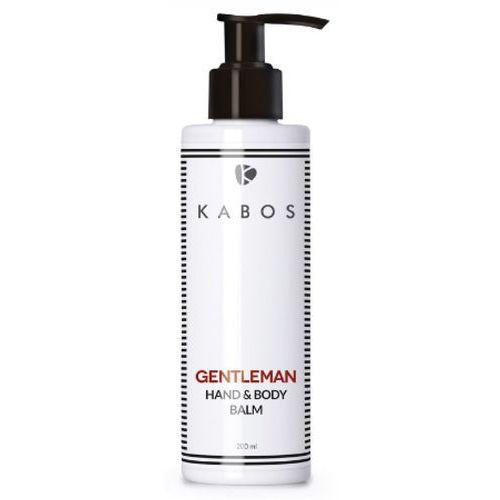 hand & body balm gentleman balsam perfumowany marki Kabos