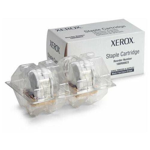 Xerox oryginalne zszywki 108R00823, 3000s, Xerox Phaser 3635MFP