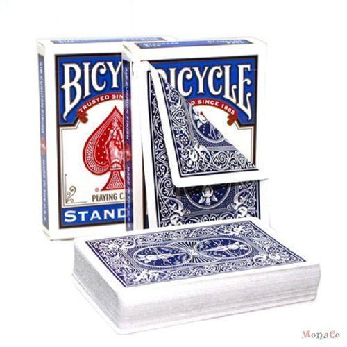 Uspcc - u.s. playing card compa Karty bicycle gaff niebieskie/niebieskie- uspc karty bicycle gaff niebieskie/niebieskie- uspc
