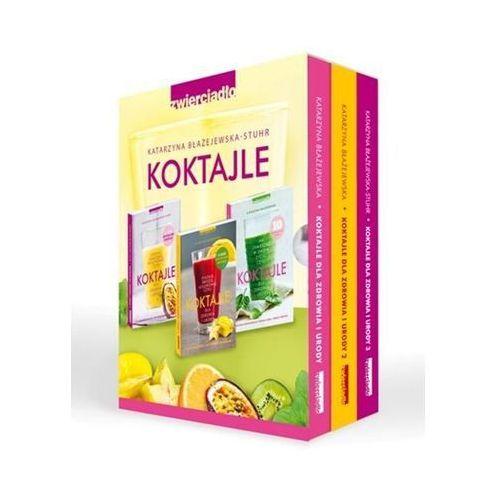 Pakiet: Koktajle dla zdrowia i urody, Wydawnictwo Zwierciadło
