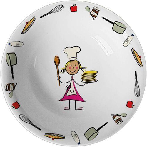 Stalgast Miseczka porcelanowa przedszkolna na zupę